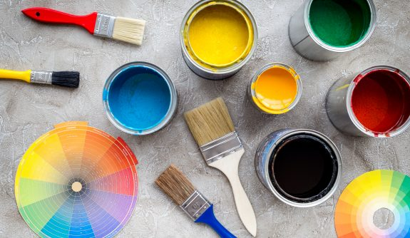 CONSUMABLES - industrial paint products