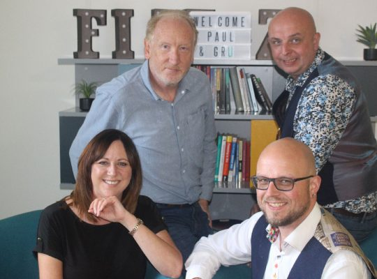 bss team up with marketing company Plinkfizz