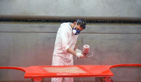 industrial paint products