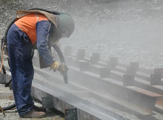 bss industrial paint coatings - rail industry