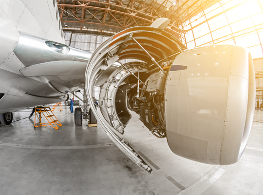 aviation - Industrial paint coatings