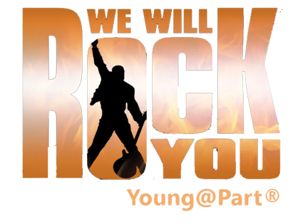ACT production - We Will Rock You